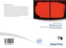 Bookcover of Mariana Levy
