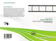 Ivonne Montero kitap kapağı
