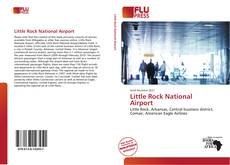 Bookcover of Little Rock National Airport