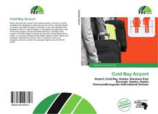 Bookcover of Cold Bay Airport