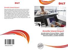 Bookcover of Annette Island Airport
