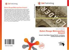 Baton Rouge Metropolitan Airport kitap kapağı