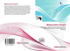 Bookcover of Metacentric Height
