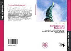 Обложка Principauté de Birkenfeld