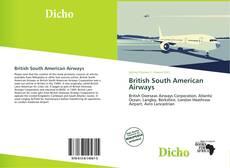 British South American Airways kitap kapağı