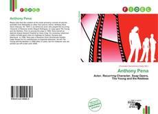 Anthony Pena的封面