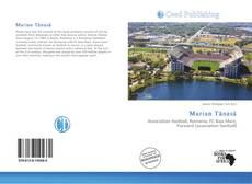 Bookcover of Marian Tănasă