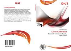 Bookcover of Livre Arménien