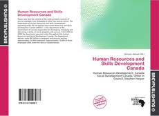 Human Resources and Skills Development Canada的封面