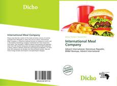 International Meal Company kitap kapağı