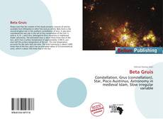 Bookcover of Beta Gruis
