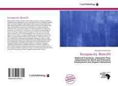 Copertina di Incapacity Benefit