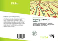 Portada del libro de Highway Systems by Country