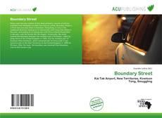 Capa do livro de Boundary Street