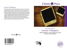 Bookcover of Lorena Velázquez