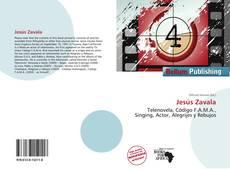 Jesús Zavala kitap kapağı