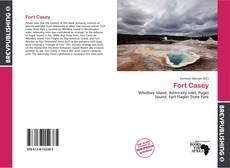 Portada del libro de Fort Casey