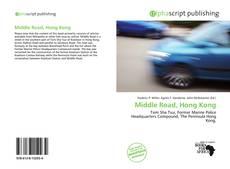 Portada del libro de Middle Road, Hong Kong