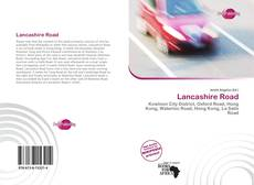Bookcover of Lancashire Road