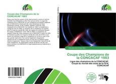 Coupe des Champions de la CONCACAF 1983 kitap kapağı