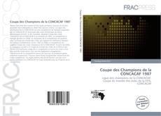 Обложка Coupe des Champions de la CONCACAF 1987