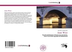Buchcover von Jean Wier