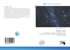 Bookcover of Alpha Lupi