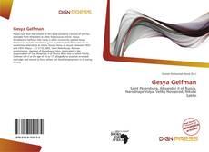 Portada del libro de Gesya Gelfman