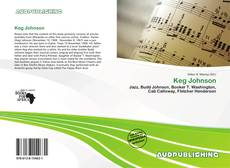 Capa do livro de Keg Johnson