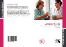 Copertina di Leicester Castle