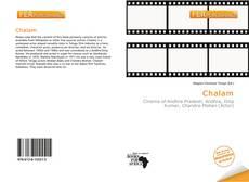 Capa do livro de Chalam