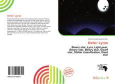 Copertina di Delta¹ Lyrae