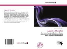 Bookcover of Agustín Morales