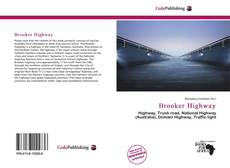 Portada del libro de Brooker Highway