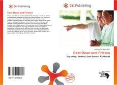 Buchcover von East Dean and Friston