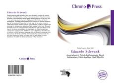 Bookcover of Eduardo Schwank