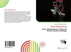 Bookcover of Anu Choudhury