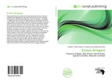 Bookcover of Enrico Arrigoni