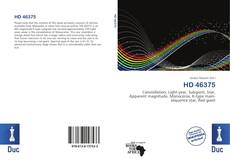 Bookcover of HD 46375