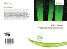 Buchcover von Erich Bagge