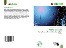 Bookcover of Alpha Muscae