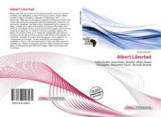 Portada del libro de Albert Libertad