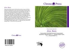Bookcover of Alex Bain