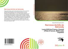 Capa do livro de Narcisse-Achille de Salvandy