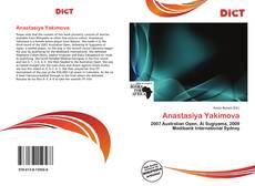 Anastasiya Yakimova kitap kapağı