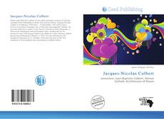 Bookcover of Jacques-Nicolas Colbert
