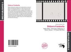 Capa do livro de Débora Falabella