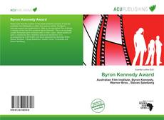 Bookcover of Byron Kennedy Award