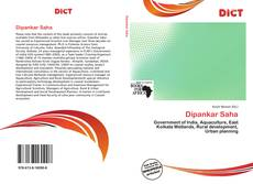 Buchcover von Dipankar Saha