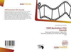 Bookcover of 1969 Australian Film Awards